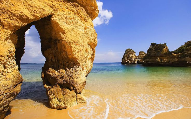 Vilamoura Beach Algarve.