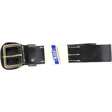 Leather belt. 100% vegetable tanned leather. http://shop.yalo.fi/search/?q=kings+of+indigo+belt