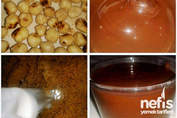 Ev Yapımı Nutella Tarifi 1