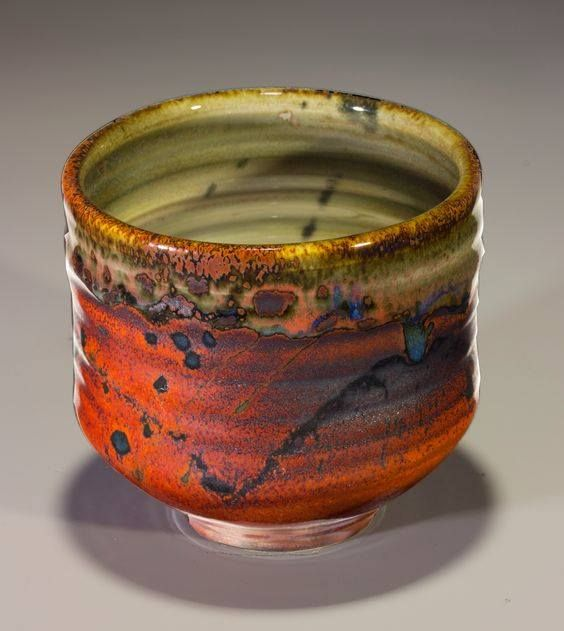 Timothy Sullivan   Creekside Pottery   Tea Bowl