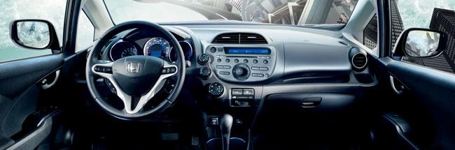 2013 Honda Fit Interior