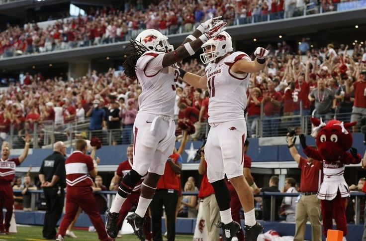 arkansas razorbacks football | The Arkansas Razorbacks have announced their 2015 college football ...