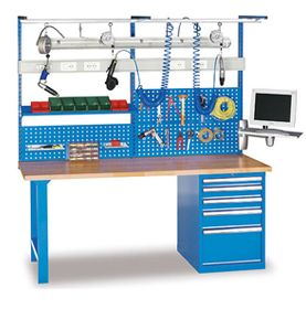 Workbench Manufacturer Industrial Workbench Heavy Duty