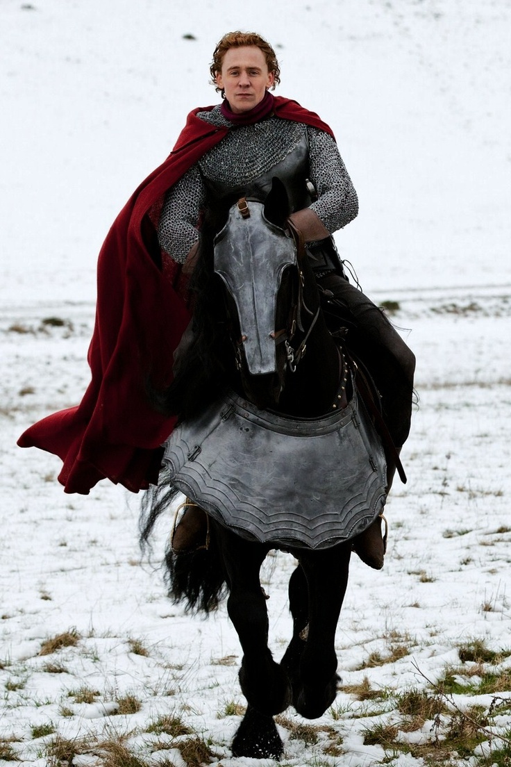 The Hiddles. Wearing a cape. Riding a horse. Your argument just committed suicide because it couldn't deal with how invalid it was.