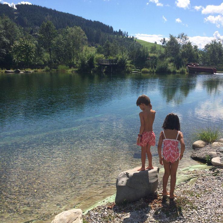 Austria con niños: lagos y montañas, un viaje de ensueño