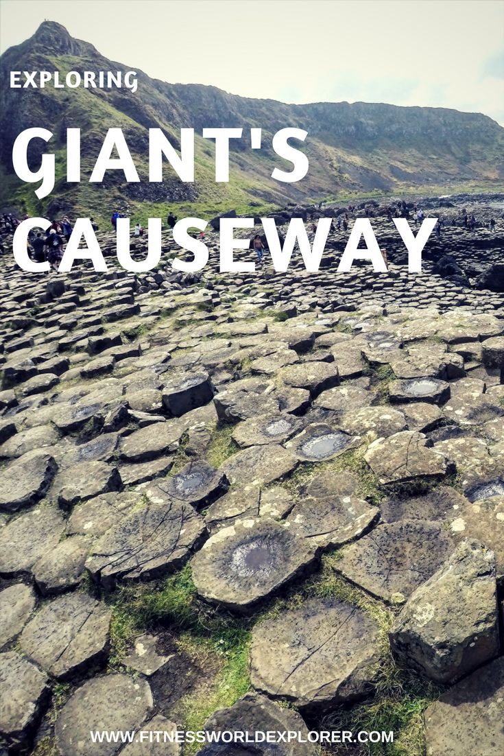 Explore the Amazing Giant's Causeway, created by Giant's!