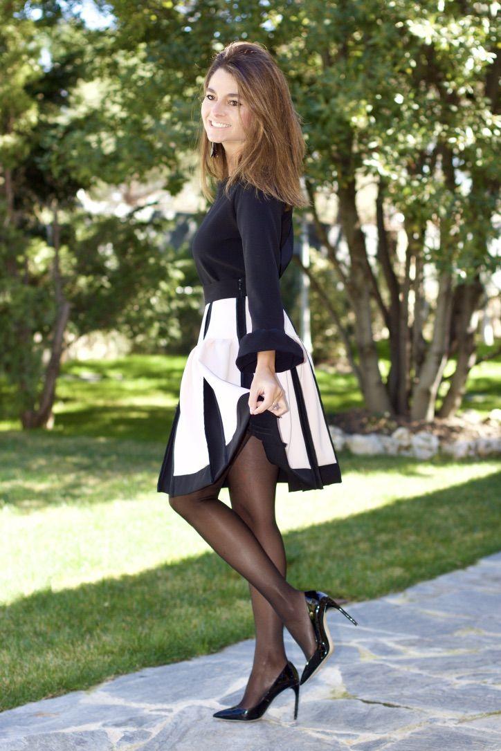 #fetishpantyhose #pantyhosefetish #legs #heels #blogger #stiletto #pantyhose #black #collant