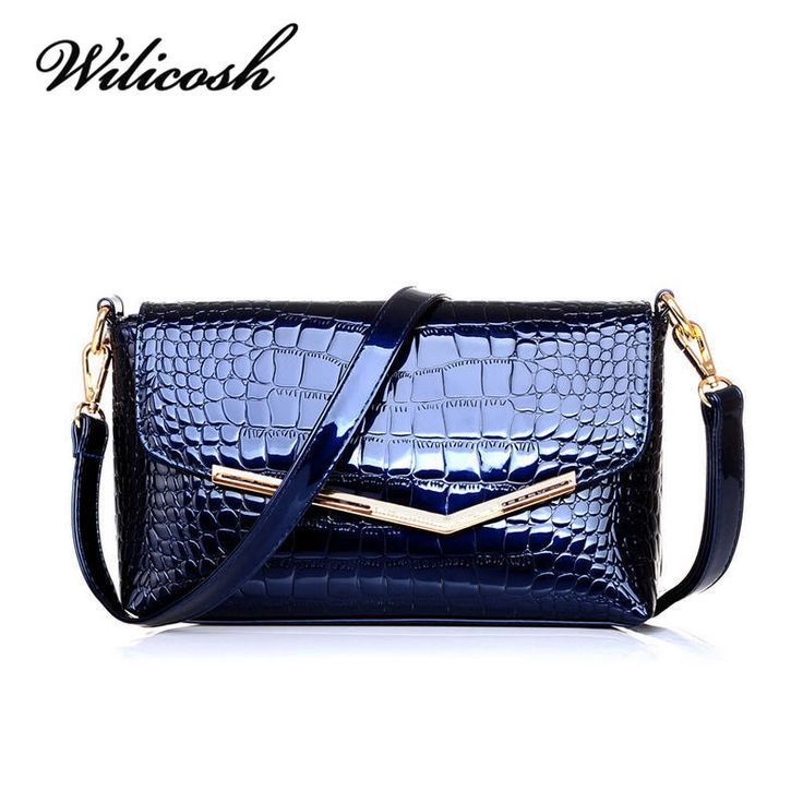 Wilicosh Brand Split Leather Women Messenger Bag Ladies Handbags Clutch Women Shoulder Crossbody Bags Women Messenger Bag DB5157