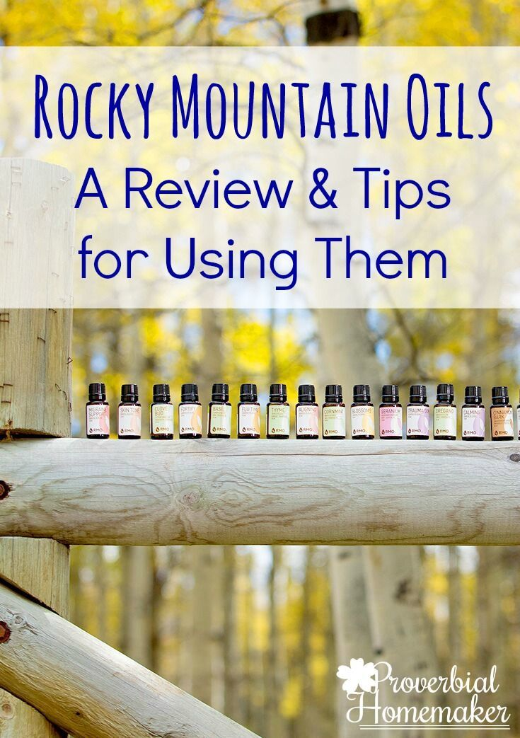 Looking for Rocky Mountain Oils reviews? Check out this review with info on why she chose it, and recipes and tips to get started.  via @TaunaM