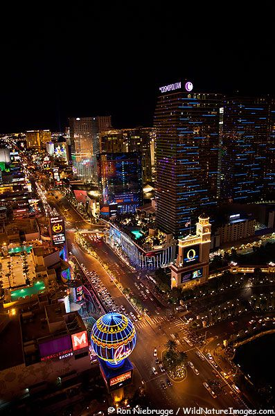 Las Vegas! One of the best places I have ever visited!