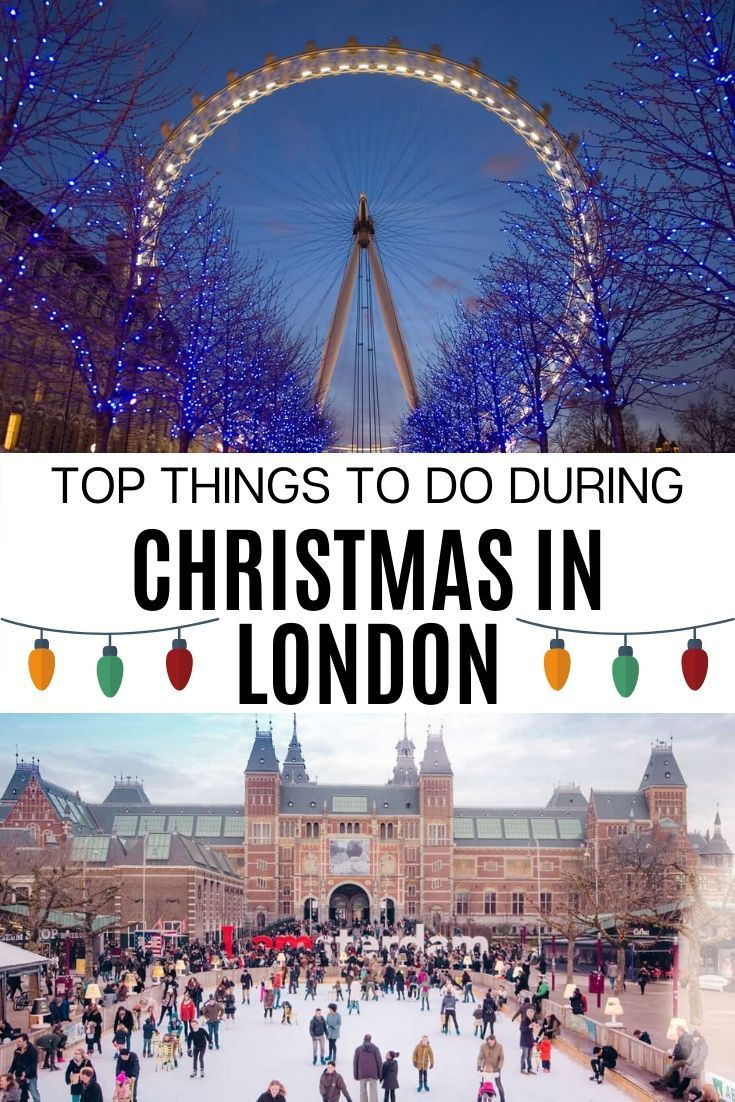 Christmas In London 2019 Top Things To