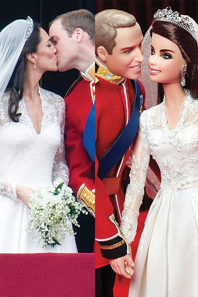 All Celebrity Barbie Dolls | CELEBRITY DOLLS - Kate and Wills - Page 3 - The Hype - Yahoo!7