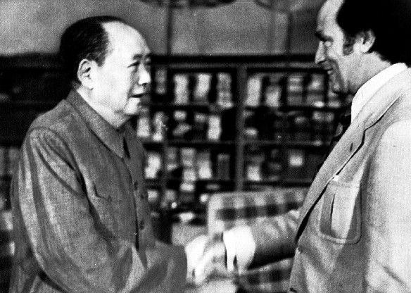 Trudeau and Mao