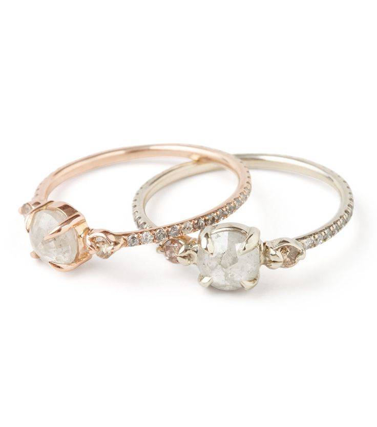 Catbird::shop by category::JEWELRY::Wedding & Engagement::The Swan Queen Ring
