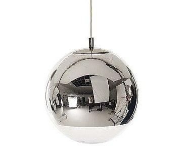 AZZARDO SILVER BALL 25 LP5034-M lampa wisząca + ŻARÓWKA LED GRATIS !