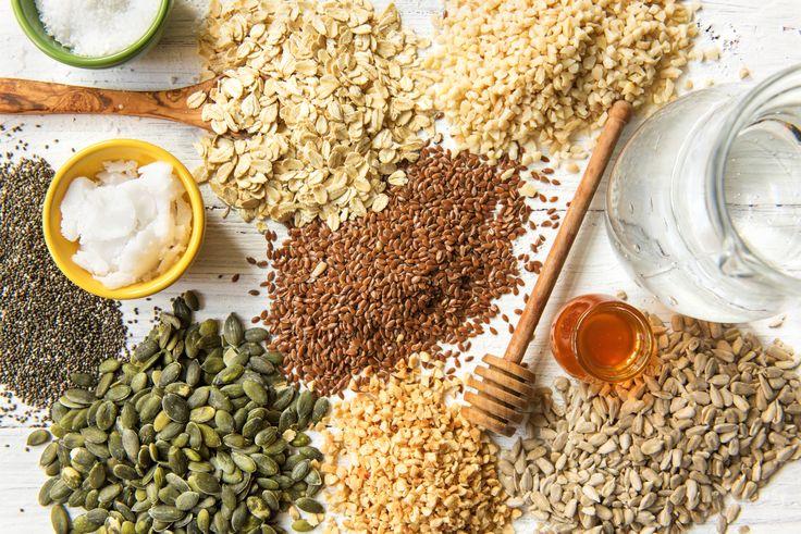 Let op! Sommige granen komen regelmatig in aanraking met glutenbevattende granen. Daardoor kan er in granen die van nature glutenvrij zijn tóch gluten zitten.