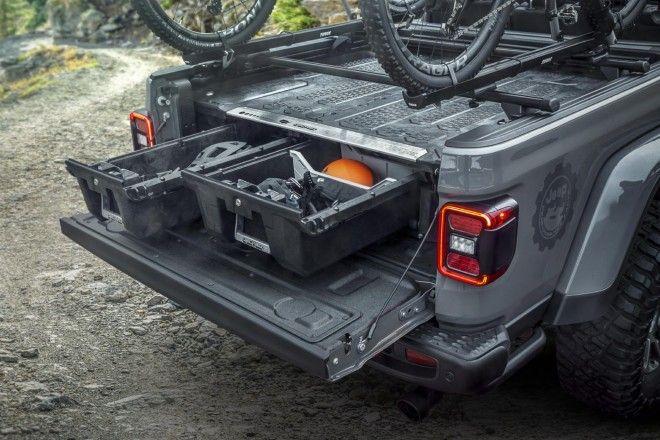 2020 Jeep Gladiator Rubicon Modified By Mopar 6 Jeep Gladiator