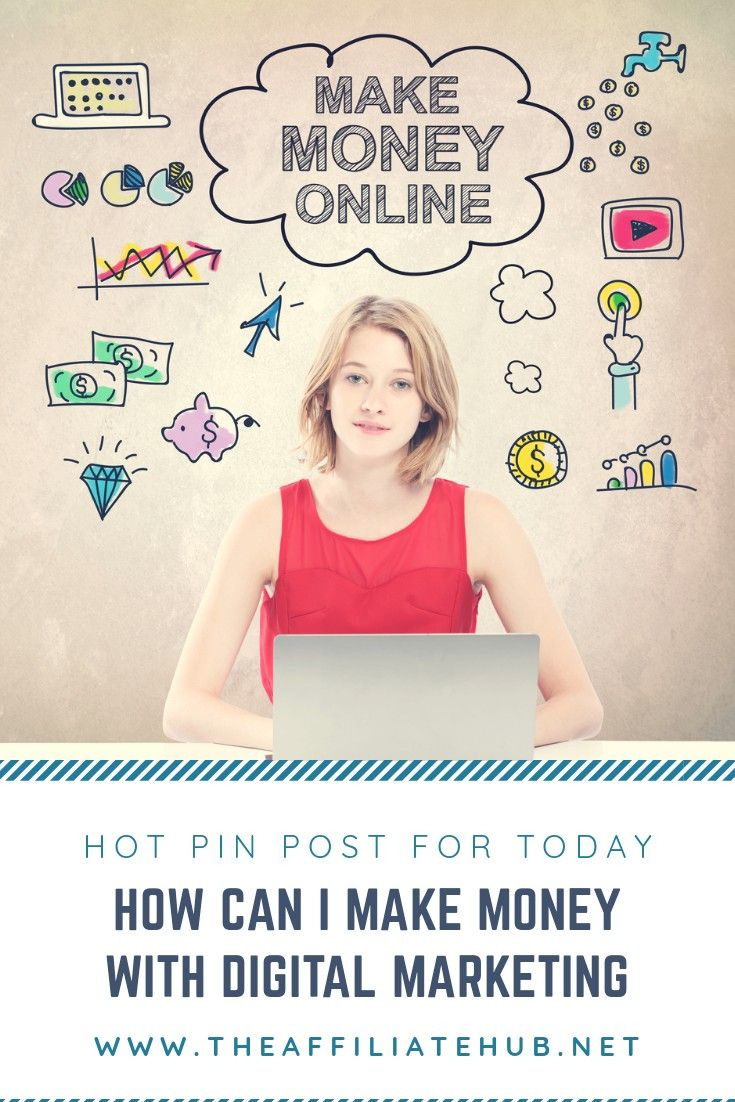 How To Earn Money With Digital Marketing