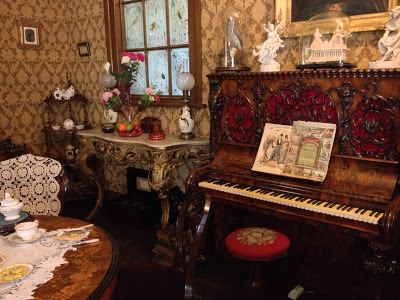 Late Victorian Era Room Interiors Victoriansolsticeit