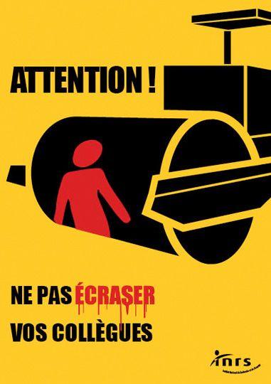 INRS Affiche !