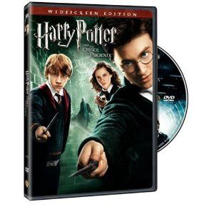 Harry Potter and the Order of the Phoenix / et l'Ordre du phénix Bilingual Widescreen: Amazon.ca: DVD: DVD