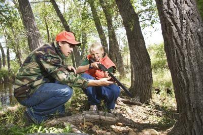 Hog Hunting on Public Land in Texas
