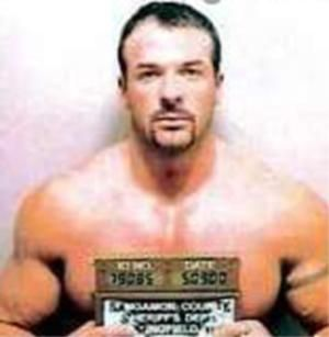 Buff Bagwell - Mug Shot