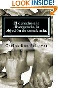Free Kindle Books - Law - LAW - FREE -  El derecho a la divergencia, la objeción de conciencia. (Spanish Edition)
