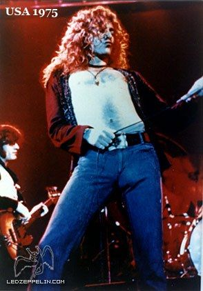 Robert Plant - Photo posted by maureen021 - Robert Plant - Fan club album