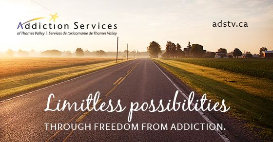 Limitless possibilities through freedom from addictions.