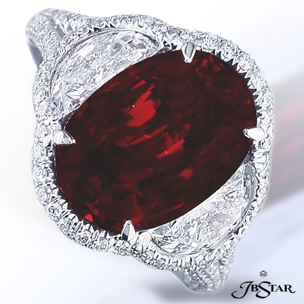 Ruby and Diamond Ring. GORGEOUS!!!