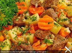 Pichelsteiner Fleisch nach Uromas Art,