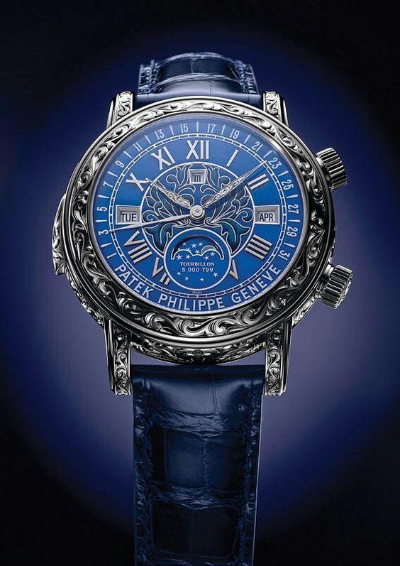 百達翡麗 (Patek Philippe) [NEW][SEALED] Grand Complications Sky Moon Tourbillon 6002G-001 at HK$12,600,000.