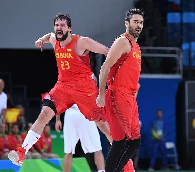 Η εθνική Ανδρών της Ισπανίας έχασε την ευκαιρία να προκριθεί στον τελικό των Ολυμπιακών αγώνων του Ρίο, αλλά το φετινό καλοκαίρι ανήκει σίγουρα στο ισπανικό μπάσκετ