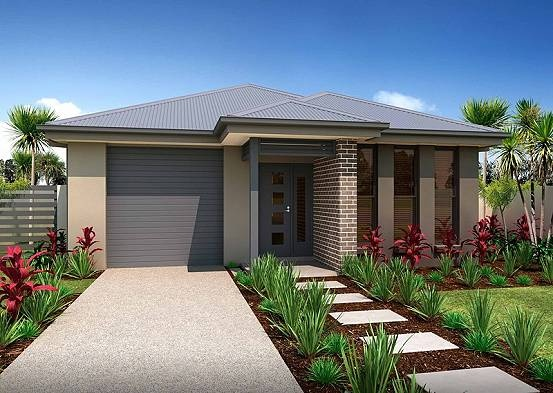 311 best display homes queensland australia images on for Garden design queensland