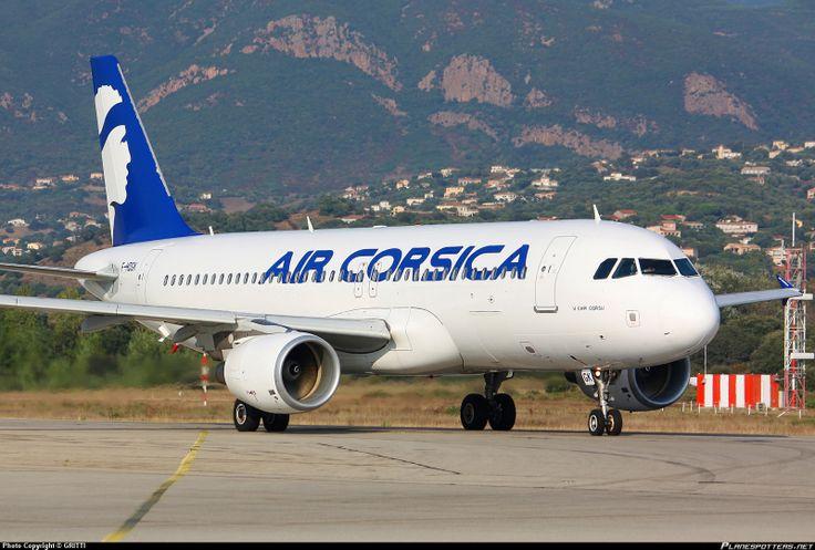 Airbus A320 Air Corsica