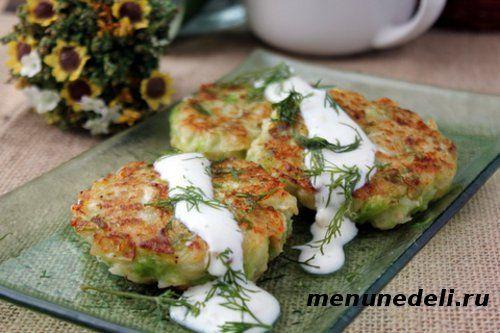 Котлеты из капусты. Вкусное и просто блюдо из сезонных овощей