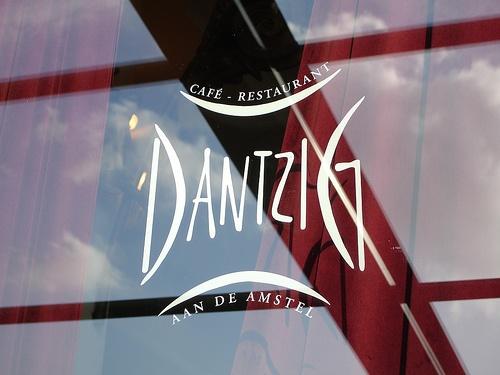 Dantzig Cafe in Amsterdam