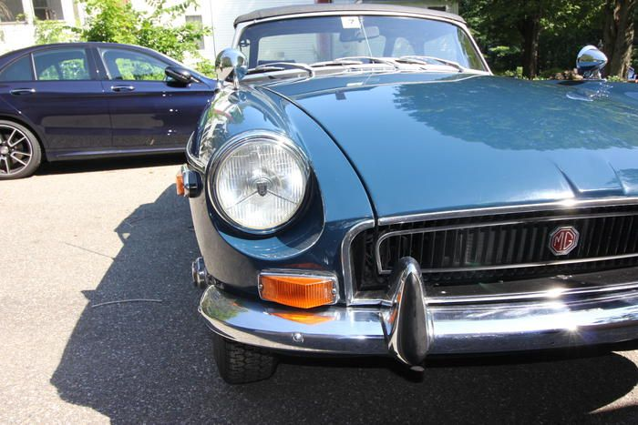 Ernie's 1970 MG MGB (For Sale $19,500) AutoShrine Registry