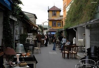 Marche Aux Puces De Clignancourt - 140 rue des Rosiers. Paris' best flea market. You can walk from metro stop Porte de Clignancourt, but you're better off just taking a taxi.