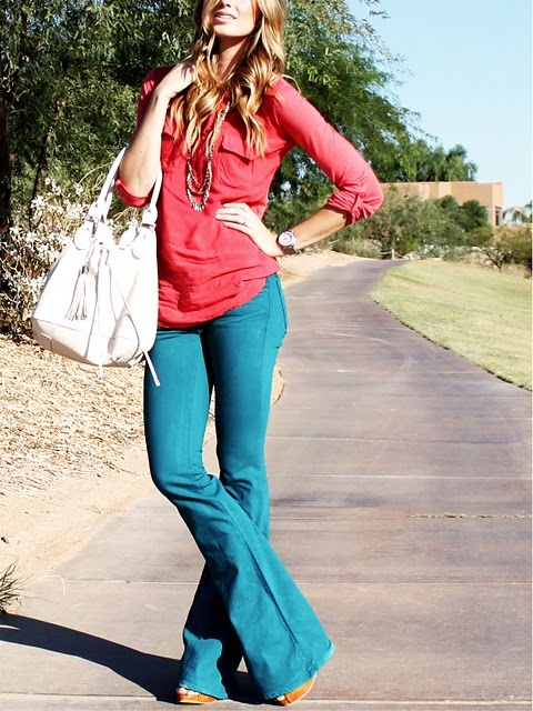 36 best images about Flare style on Pinterest | Boho hippie, Bell ...