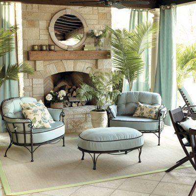 best 25 outdoor living rooms ideas on pinterest outdoor kitchen patio outdoor living areas. Black Bedroom Furniture Sets. Home Design Ideas