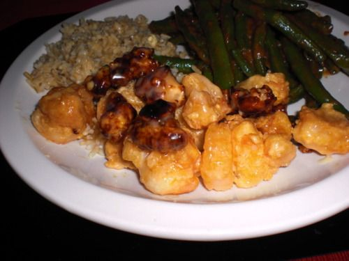 Honey shrimp, Candied walnuts and Shrimp on Pinterest