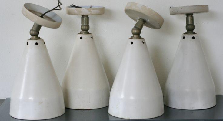 jaren 60 plafond- of wandspots
