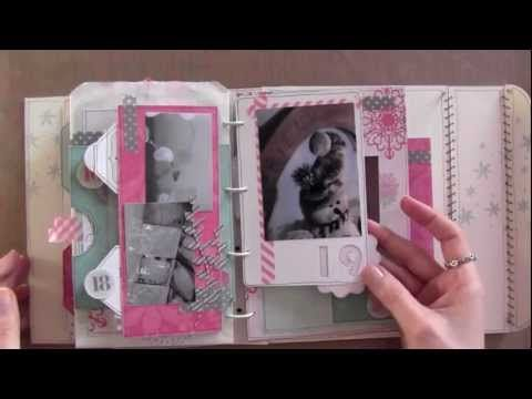 {Scrap} December Daily 2012 - YouTube