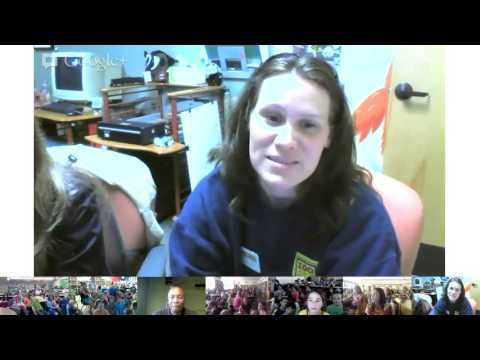 Ivan the Gorilla: Beyond the Book Hangout On Air Some technical difficulties at beginning, but good info for kids wanting to know about the real ivan