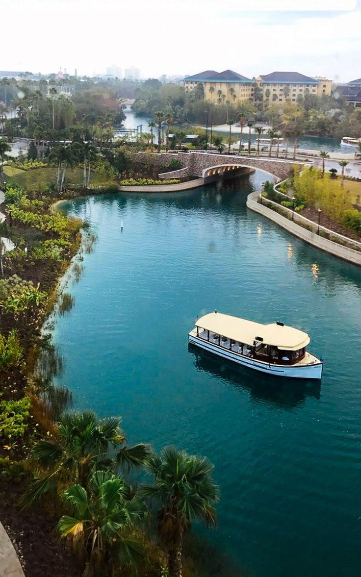 Sapphire Falls | Orlando FL | Universal studies | Universal Hotel | Loews Sapphire Falls | Orlando Hotel
