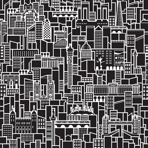 city pattern - Google Search