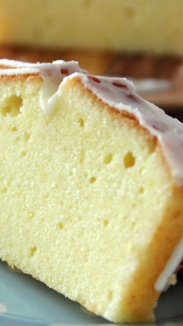 This pound cake is REALLY delicious! my daughter just made it yesterday! Super moist!