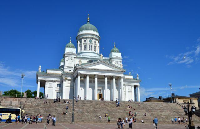 A Catedral de Helsinque